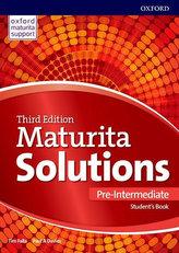 Maturita Solutions, 3rd Edition Pre-Intermediate Student´s Book (Slovenská verze)