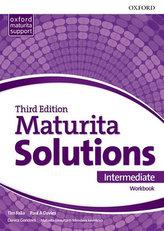 Maturita Solutions, 3rd Edition Intermediate Workbook (Slovenská verze)
