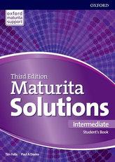 Maturita Solutions, 3rd Edition Intermediate Student´s Book (Slovenská verze)
