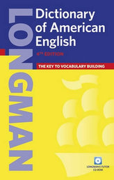 Longman Dictionary of American English Paper and CD Rom Pack - OOP