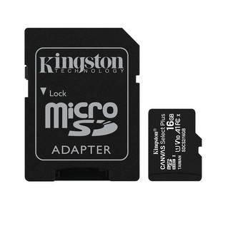 Paměťová karta Kingston Canvas Select Plus Micro SDHC 16GB