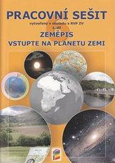 Zeměpis 6, 1. díl - Vstupte na planetu Zemi (pracovní sešit)