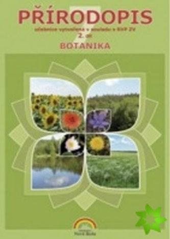 Přírodopis 7, 2.díl - Botanika (učebnice) - neuveden