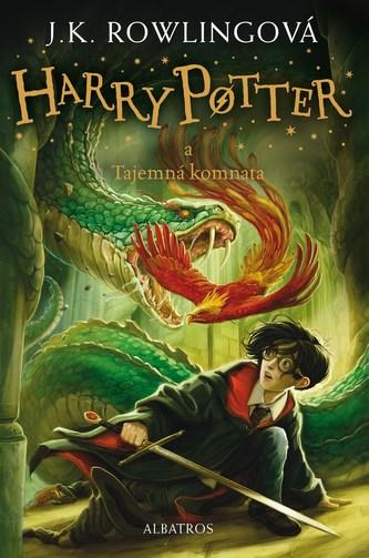 Harry Potter a Tajemná komnata - J. K. Rowling