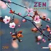 Nástěnný kalendář - Zen Nature 2018