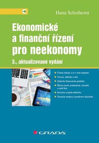 Ekonomické a finanční řízení pro neekonomy - Hana Mikovcová