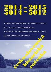 Česko-slovenská historická ročenka 2014-2015