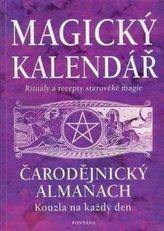Magický kalendář - Čarodějnický almanach