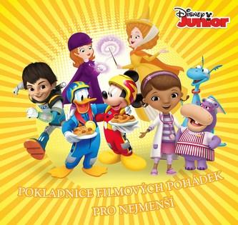 Disney Junior - Pokladnice filmových pohádek pro nejmenší - Linda Perina
