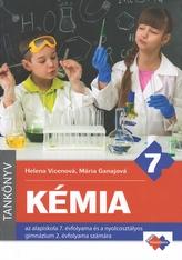 Kémia az alapiskola 7. évfolyama és a nyolcosztályos gimnázium 2. évfolyama számára