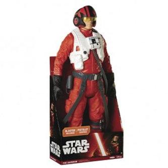 Star Wars VII kolekce 1 - Poe Dameron 50cm figurka - neuveden