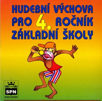 CD Hudební výchova pro 4.r.ZŠ - Marie Lišková