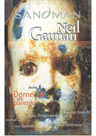 Sandman 2 - Domeček pro panenky - Neil Gaiman