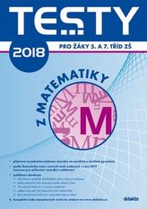 Testy 2018 z matematiky pro žáky 5. a 7. tříd ZŠ
