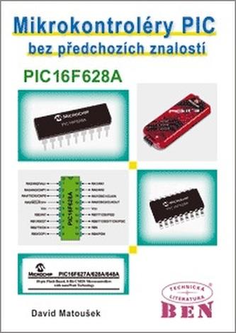 Mikrokontroléry PIC bez předchozích znalostí
