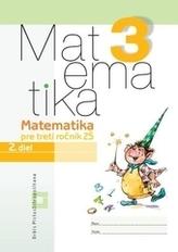 Matematika pre 3.ročník ZŠ - Pracovný zošit - 2.diel