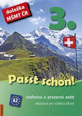Passt schon! - 3. učebnice a pracovní sešit