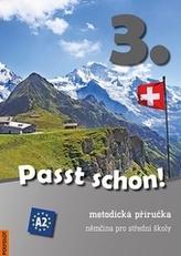 Passt schon! - 3. metodická příručka s 3 CD