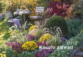 Kouzlo zahrad 2018 - nástěnný kalendář