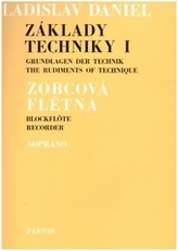 Základy techniky I, zobcová flétna
