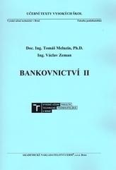 Bankovnictví II