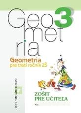 Geometria pre 3.ročník ZŠ - Zošit pre učiteľa