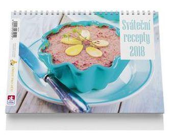 Sváteční recepty - stolní kalendář