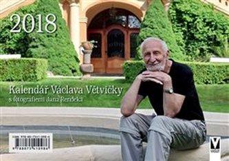 Kalendář Václava Větvičky 2018 - Jana Větvičková