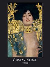 Gustav Klimt 2018 - nástěnný kalendář
