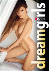 Dream girls 2018 - nástěnný kalendář