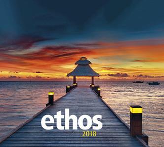 Ethos 2018 - nástěnný kalendář