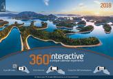 360 interactive 2018 - nástěnný kalendář