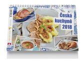 Česká kuchyně - stolní kalendář