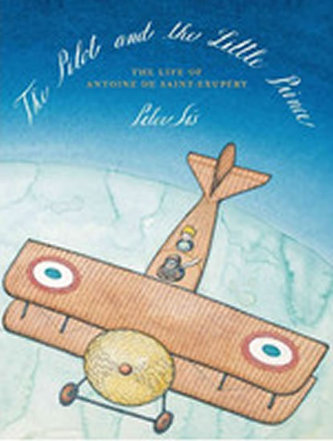 The Pilot and the Little Prince - Max Bolliger