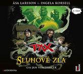 Pax 5 - Sluhové zla - CDmp3 (Čte Jan Vondráček)