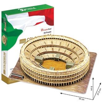 3D Puzzle HMS - Puzzle 3D Colosseum - 84 dílků