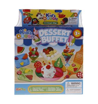 Sada modelíny - cukrárna s koláčky