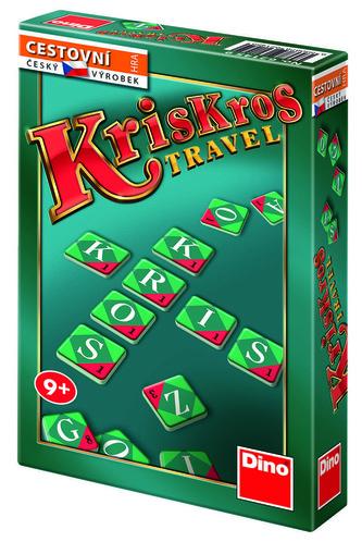 Společenská Hra Kris Kros Travel