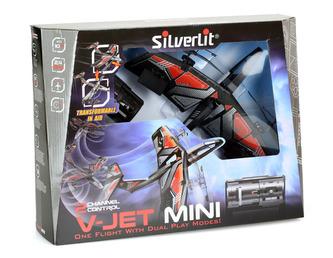 R/C Letadlo Mini V-Jet