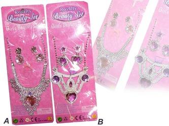 Sada šperků náušnice + náhrdelník