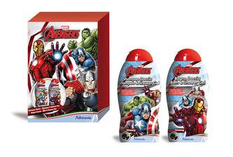 Dárková sada Avengers sprchový gel + šampón