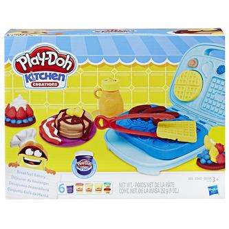 Play Doh Snídaňový hrací set