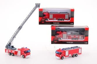 Super auta hasiči 2 druhy