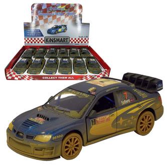 Autíčko Subaru Impreza WRC 2007 (Muddy)