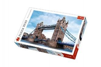 Tower Bridge nad Temží: Puzzle 1500 dílků - neuveden