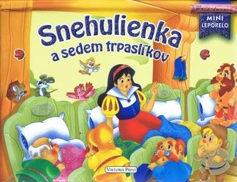Snehulienka a sedem trpaslíkov - Jörg Meidenbauer