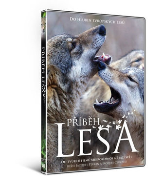 Příběh lesa - DVD - neuveden