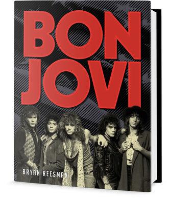 Bon Jovi - Bryan Reesman