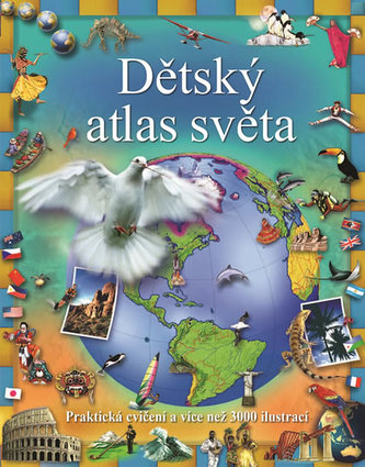 Dětský atlas světa - neuveden