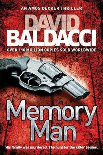 Memory Man - Baldacci David